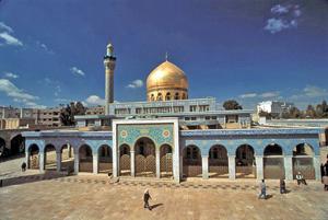 Syrien Moschee