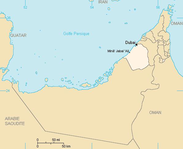 meer westlich von afrika