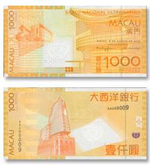 Macao Geld