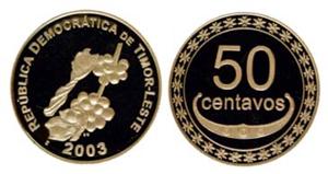 Osttimor Währung Geld