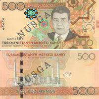 Turkmenistan Währung Banknoten